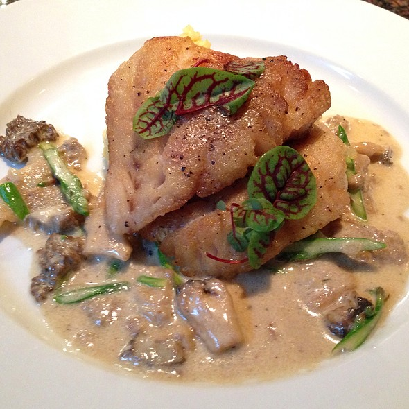 Rockfish Special - The Rieger, Kansas City, MO
