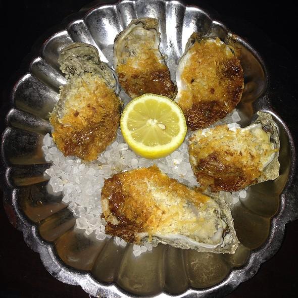 Oyster - Owen Brennan's Restaurant, Memphis, TN