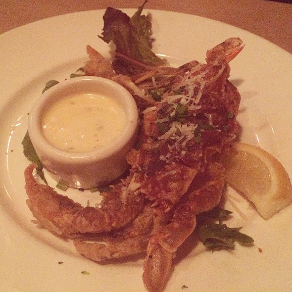 Flash Fried Soft Shell Crab - Tramici, Saint Simons, GA