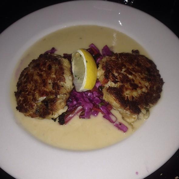 Crabcakes - Owen Brennan's Restaurant, Memphis, TN