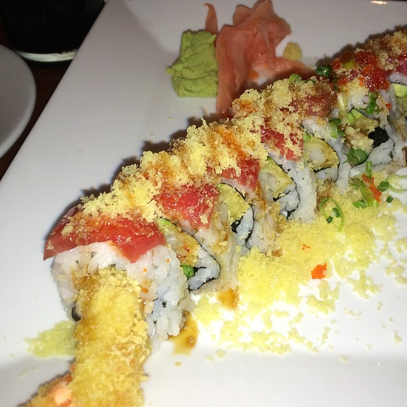 Sex On The Moon Roll - Lemongrass - Fort Lauderdale, Fort Lauderdale, FL