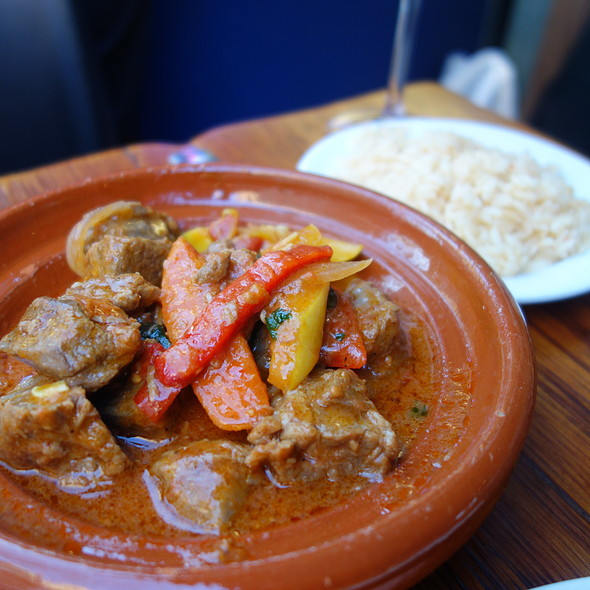 Lamb Tagine - Bodrum Turkish Mediterranean, New York, NY