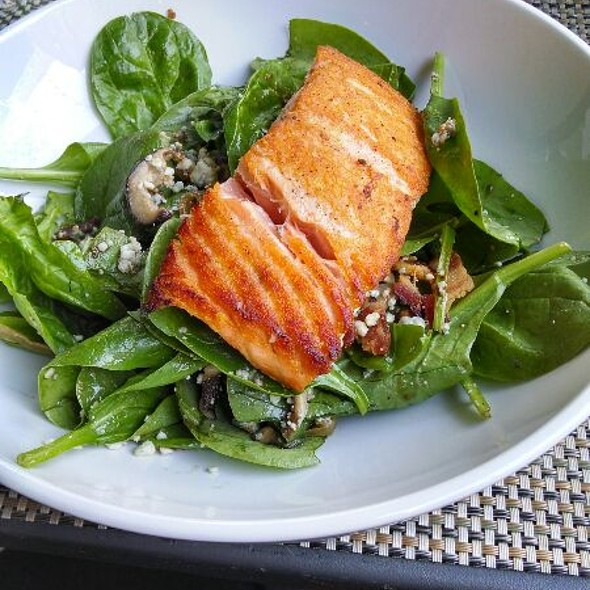 Salmon  Salad - Marketplace, Louisville, KY