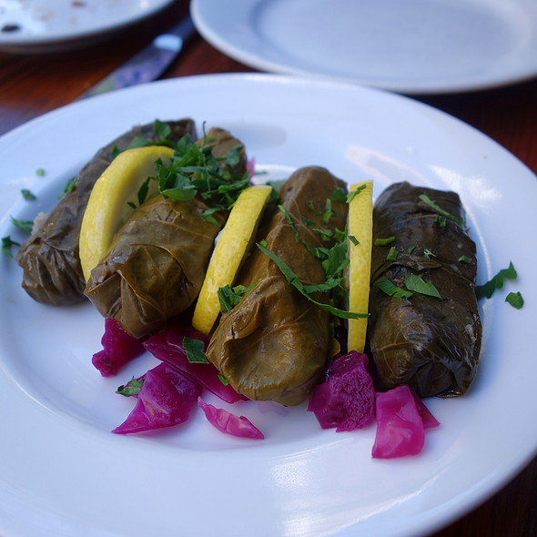 Dolma - Bodrum Turkish Mediterranean, New York, NY