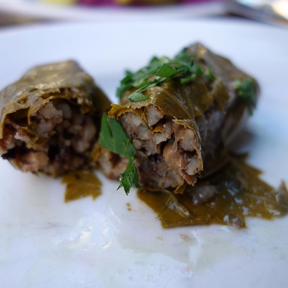Close up - Dolma - Bodrum Turkish Mediterranean, New York, NY
