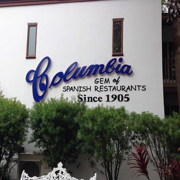 Columbia Restaurant Museum St Augustine Fl