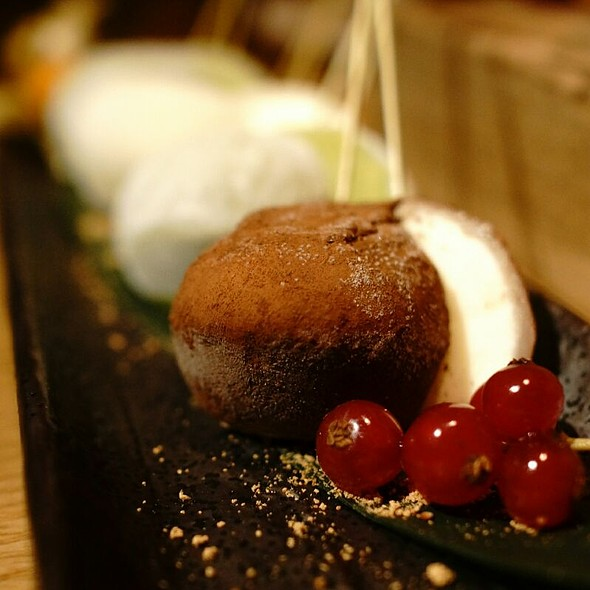 Assorted Mochi - Nobu - Berkeley Street, London