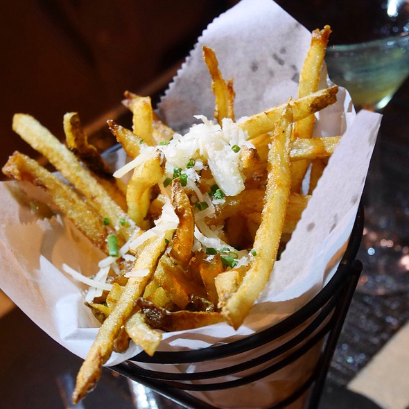 Frites - Black's Bar & Kitchen, Bethesda, MD