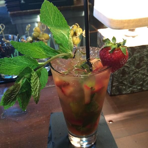 Strawberry Basil Balsamic Mojito - Tanzy - Boca Raton, Boca Raton, FL
