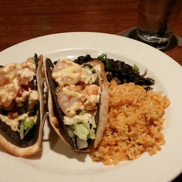 Lobster & Shrimp Tacos - Rock Bottom Brewery Restaurant - Denver, Denver, CO
