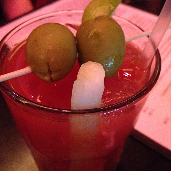 Bloody Mary - Hi-Life Restaurant & Lounge - Upper East Side, New York, NY
