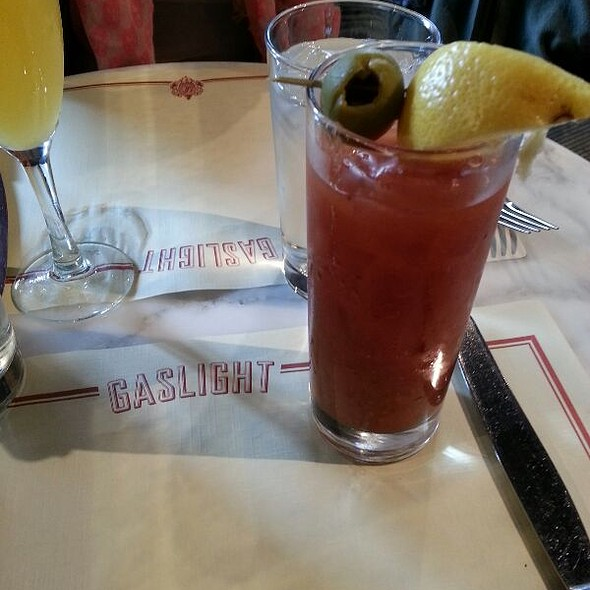 Bloody Mary - Gaslight, Boston, MA