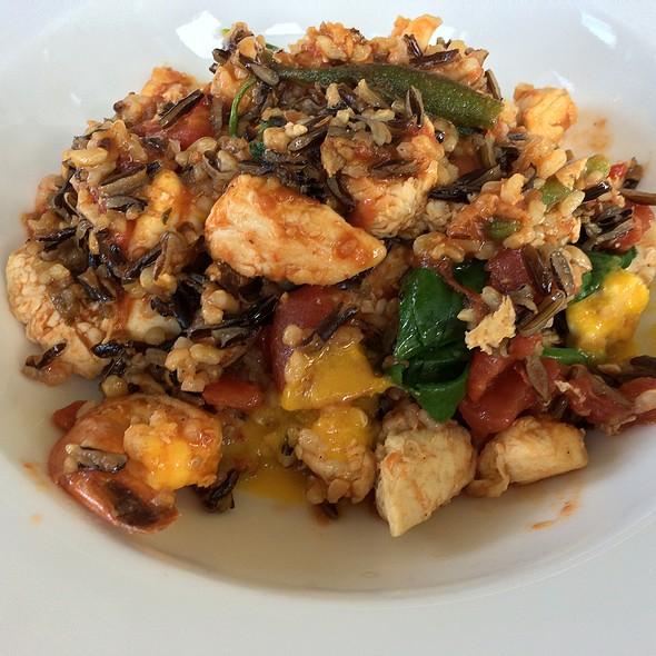 7 Vegetable Tagine With Quinoa Pilaf - Radio Africa Kitchen, San Francisco, CA