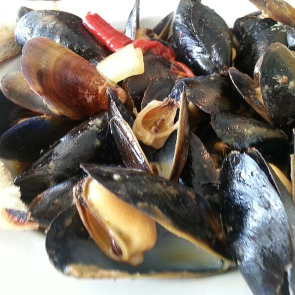 Mussels - Blue Fish Grill, Flemington, NJ