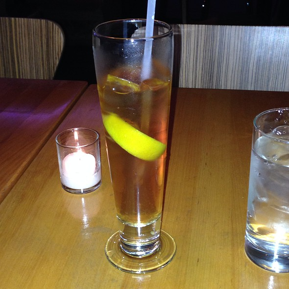 Iced tea - Spice 28, Philadelphia, PA