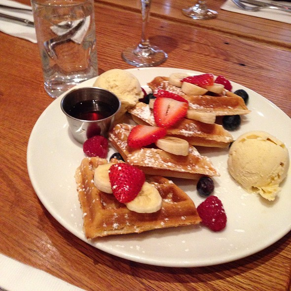 Waffles - East End Kitchen, New York, NY