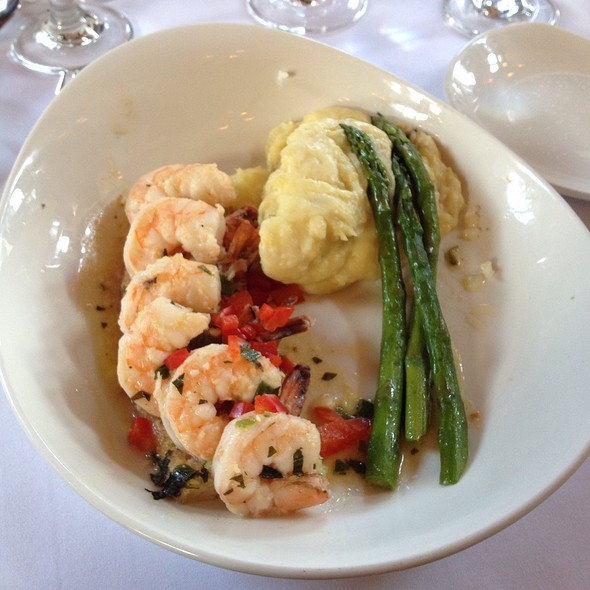 Shrimp Scampi - Gandy Dancer, Ann Arbor, MI