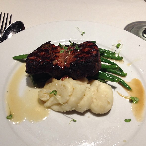 Filet - Andiamo - Riverfront, Detroit, MI