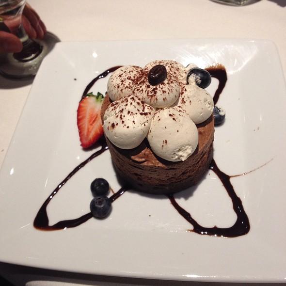 Chocolate Mousse - Andiamo - Riverfront, Detroit, MI