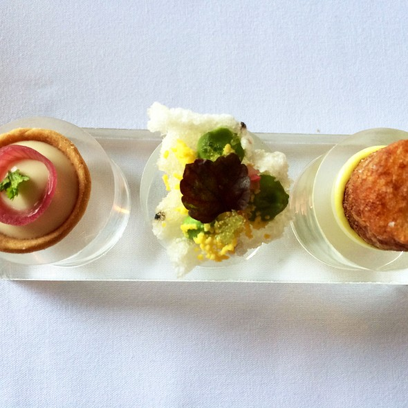 Amuse Bouche - Canlis, Seattle, WA
