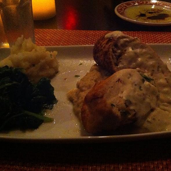 Stuffed Chicken Breast - Truva - Downtown, Atlanta, GA
