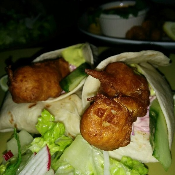 Beer-battered Cod Tacos - El Camion, New York, NY