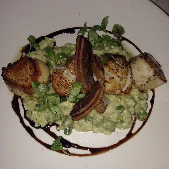 Pan Seared Sea Scallops - Davio's - Philadelphia, Philadelphia, PA