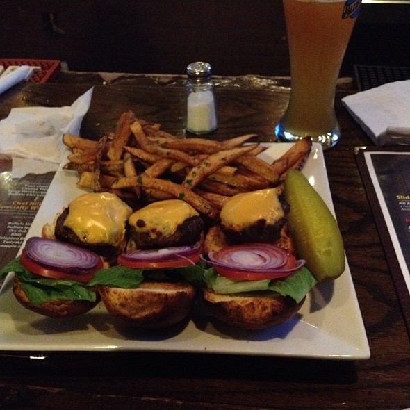 Sliders - Village Tavern, North Wales, PA