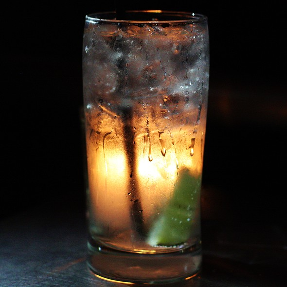 Vodka Soda - The Daily Planet, Burlington, VT