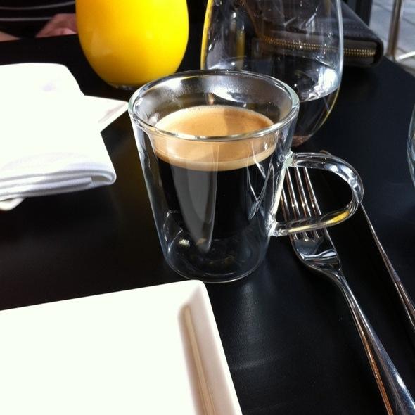 Espresso - Formans Restaurant, London