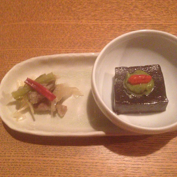 Appetizer - 宵の口, 港区, 東京都