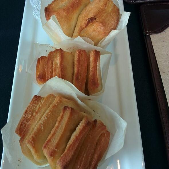 Bread - Dempsey's Steakhouse at Saddlebrook Resort, Wesley Chapel, FL