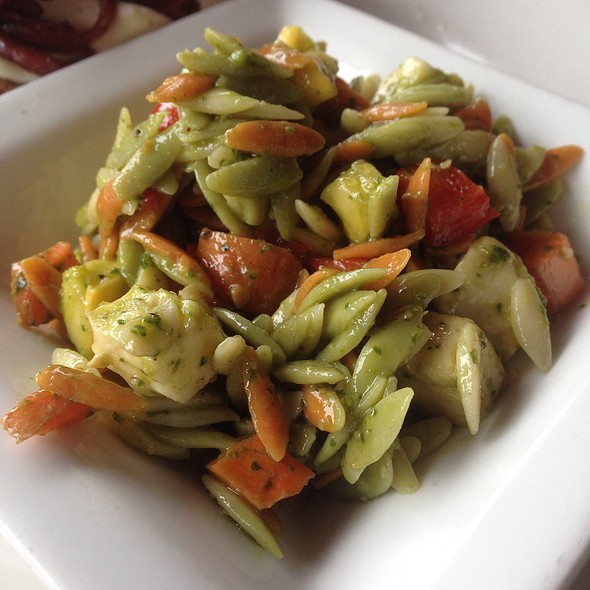 Pesto Pasta Salad - Washington Park Grille, Denver, CO