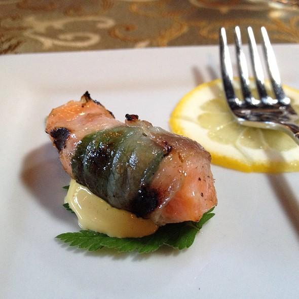 smoked salmon belly - Altura, Seattle, WA