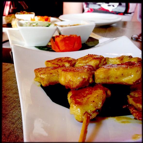 Chicken satay - Tamarind Seed, Atlanta, GA