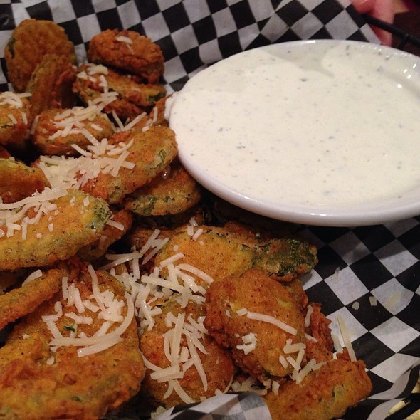 Fried Pickles - The Troll Pub Under the Bridge, Louisville, KY