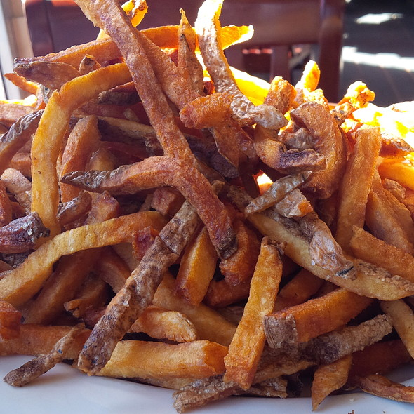 Fries - Cafe Genevieve, Jackson, WY