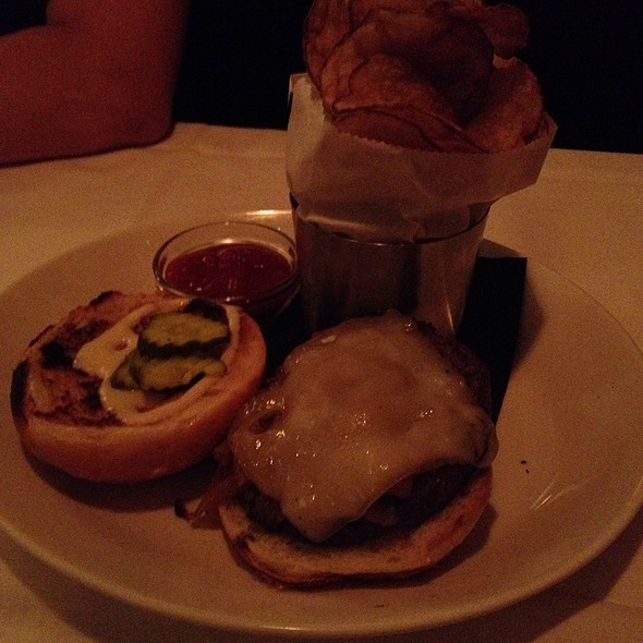 Butcher Shop Burger - Sullivan's Steakhouse - King of Prussia, King of Prussia, PA