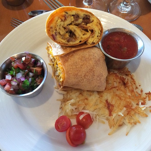 Breakfast Burrito - Arizona Grand Resort & Spa | Lobby Grill, Phoenix, AZ