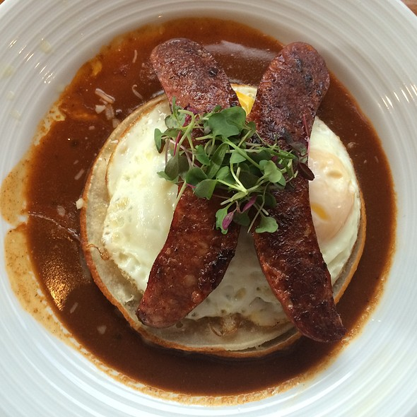 Huevos Rancheros With Chorizo - Arizona Grand Resort & Spa | Lobby Grill, Phoenix, AZ