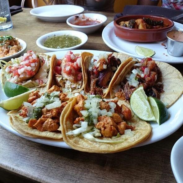 Tacos - Cha Cha's Latin Kitchen, Brea, CA
