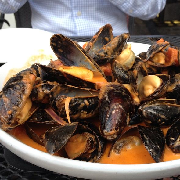 Mussels - Marmont Steakhouse, Philadelphia, PA