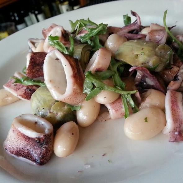 Calamari Salad - Hayes Street Grill, San Francisco, CA