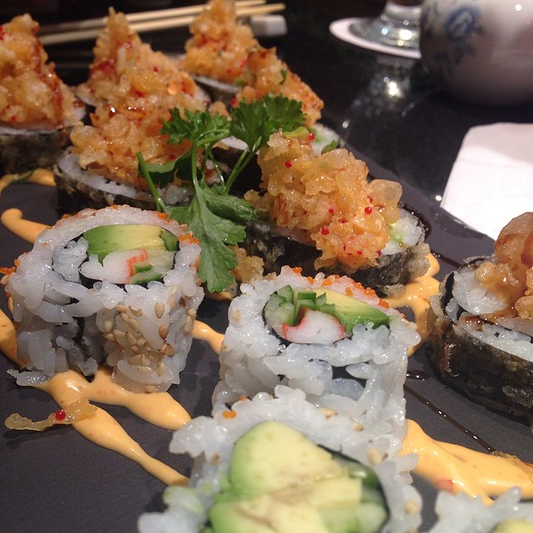 Toshi Roll - Benihana at Fairmont Royal York, Toronto, ON