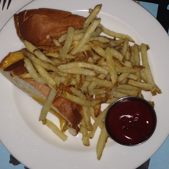 Kids Grilled Cheese & Fries - Balboa Cafe - Mill Valley, Mill Valley, CA