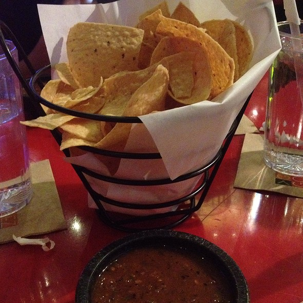 Chips and Salsa - Gonzalez Y Gonzalez - NYNY Hotel, Las Vegas, NV