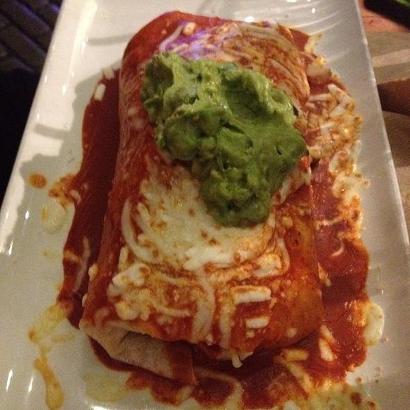 Fajita Enchilada - Gonzalez Y Gonzalez - NYNY Hotel, Las Vegas, NV