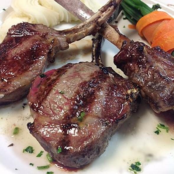 Grilled Lamb Chops - Arturo's Ristorante - Boca Raton, Boca Raton, FL