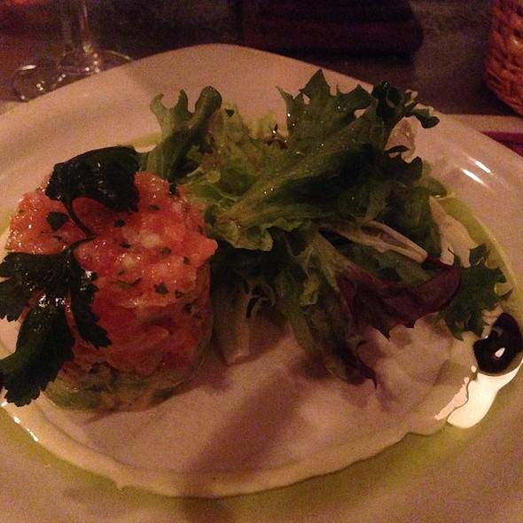 Salmon Tartare - Le Bateau Ivre, New York, NY