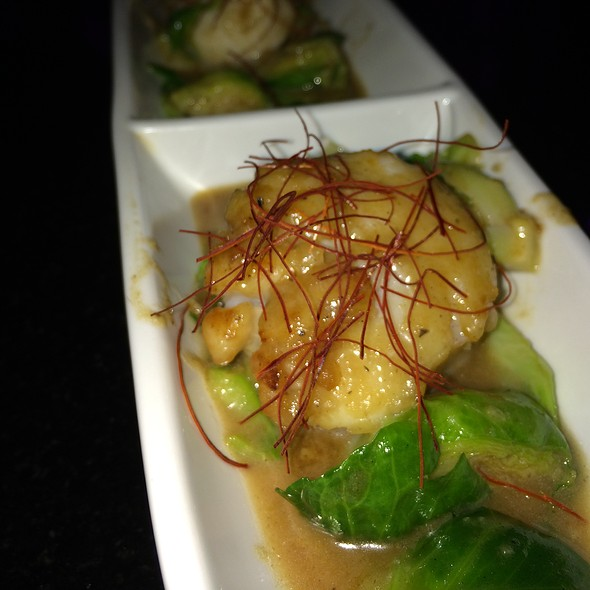 Bang Bang Scallops - Dapur Asian Tapas & Lounge, Fort Lauderdale, FL